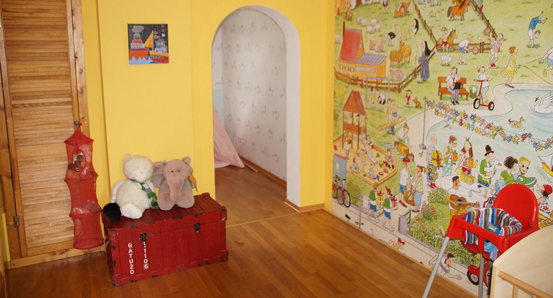 Die Räumlichkeiten unserer Kindertagespflege (KITA) in Baesweiler